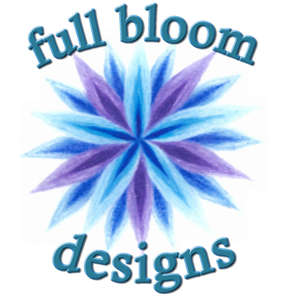 Full Bloom Designs logo